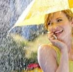 หลีกเลี่ยงการโดนน้ำฝน