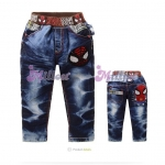กางเกงยีนส์ Spider Man