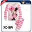 Caluby ลาย Minnie สีชมพู thumbnail 1