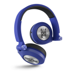 JBL Synchros E40BT (Color Blue)