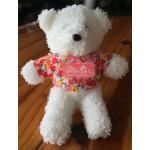หมีขนปุยสีขาว 100-199 ชิ้น
