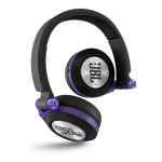 JBL Synchros E40BT (Color Purple)