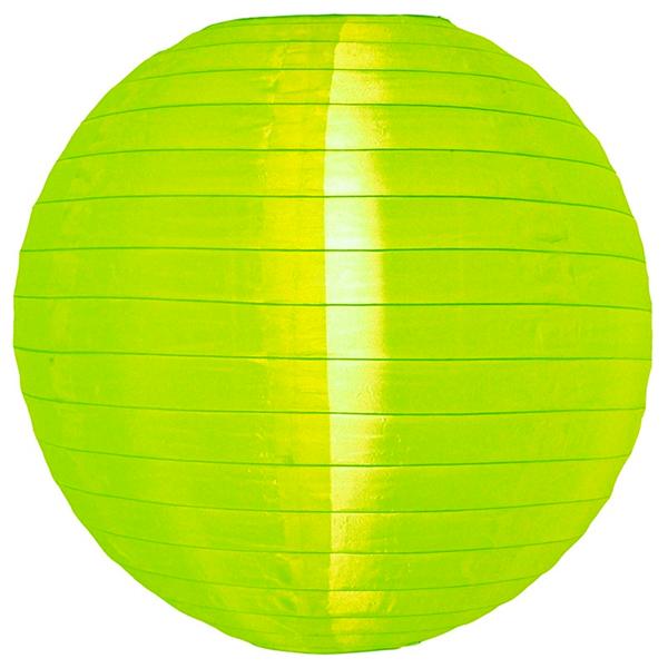 โคมไฟผ้า ภายนอก สีเขียว