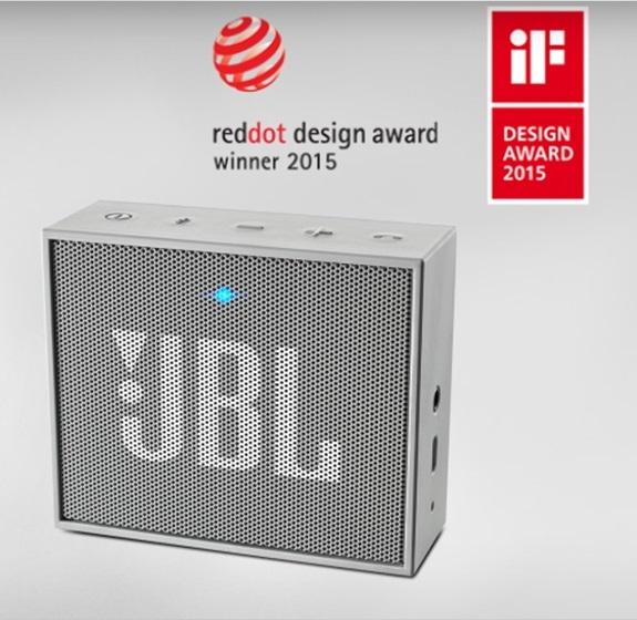 ลำโพงพกพา JBL GO เล็กกระทัดรัด ได้ใจความจริงๆ คุณภาพเสียงที่คุ้มค่า เกินราคา!!! (Grey)