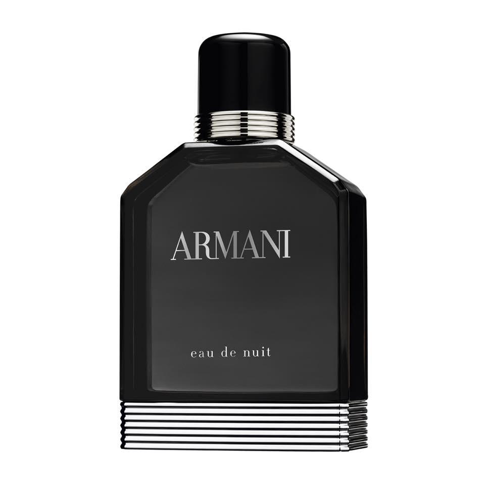 น้ำหอม Giorgio Armani Eau de Nuit EDT for Men 100 ml. Nobox.