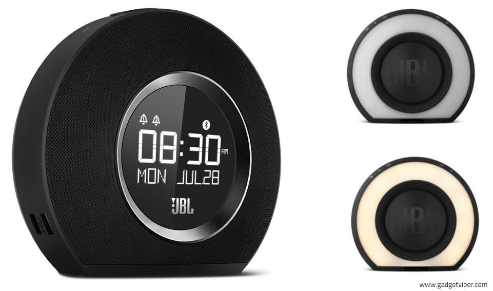 ลำโพง JBL Horizon Black (Bluetooth , Alarm Clock , FM)