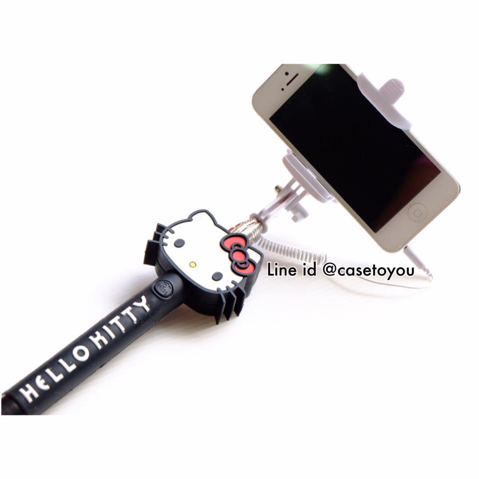 ไม้เซลฟี่ Monopod Selfie Kitty
