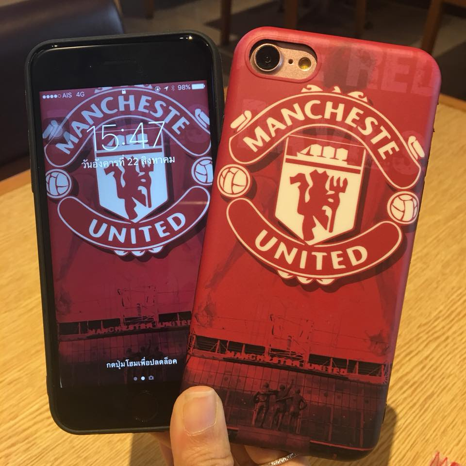 iMD Man U iPhone 6/6S