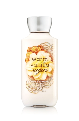 โลชั่นทาผิวกาย Warm Vanilla Sugar พร้อมส่ง