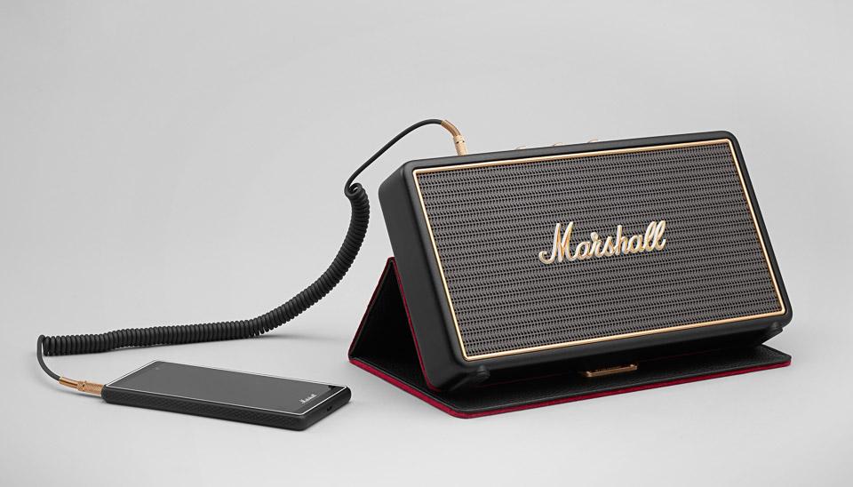 ลำโพงพกพา Marshall Stockwell มาพร้อมกระเป๋าในราคาเพียง 10,900 บาทเท่านั้นมิติดี เบสดี อิ่มแน่น กระหึ่ม