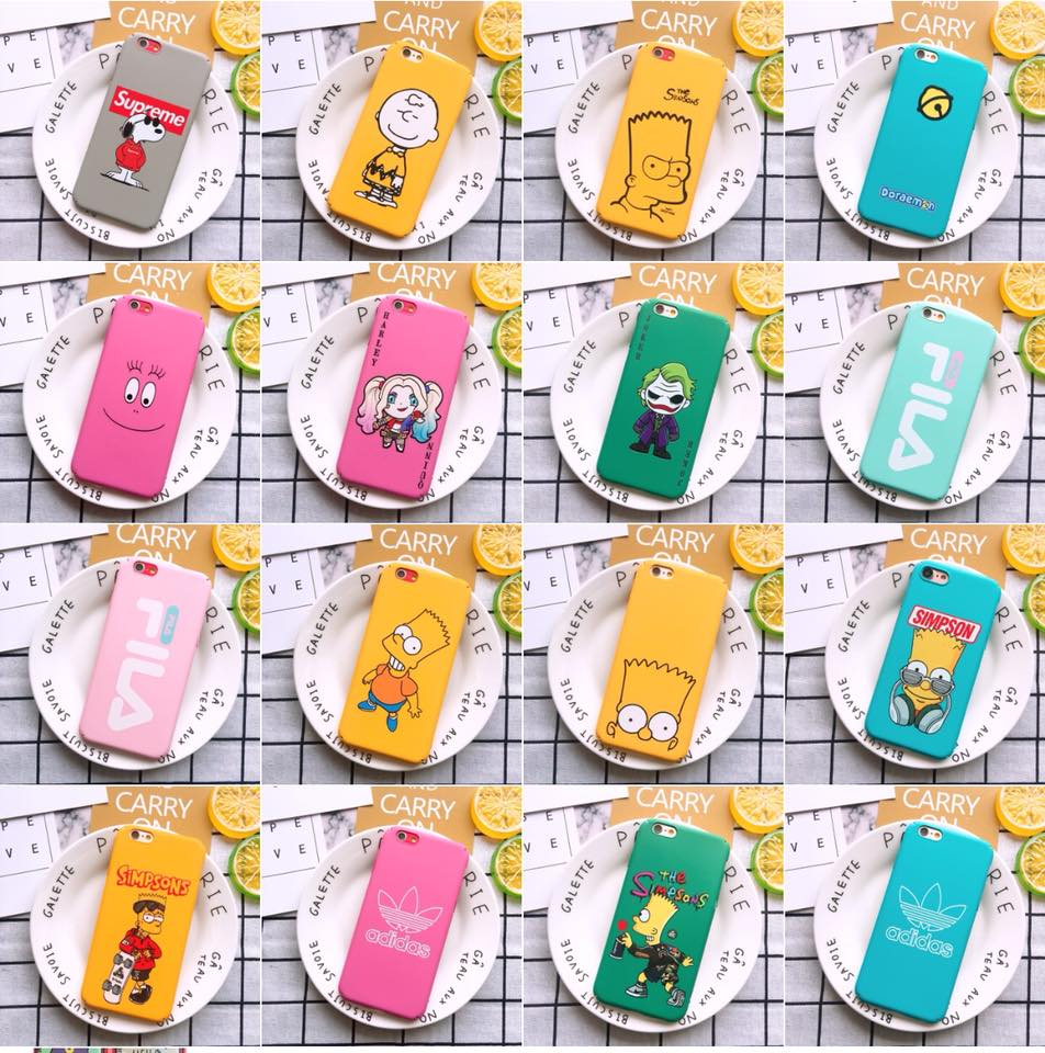 PC Cartoon (New) case iPhone 6/6S