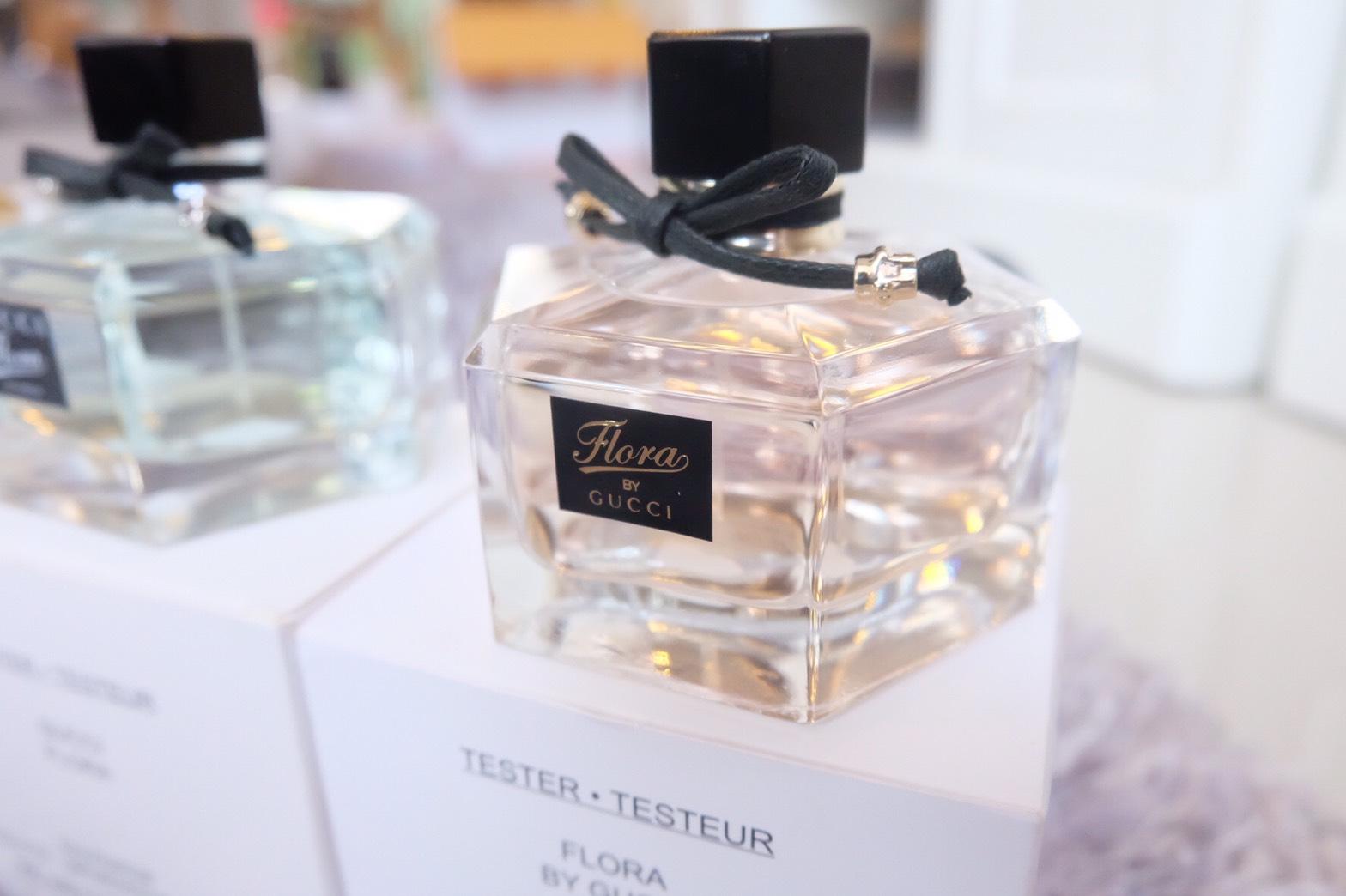 น้ำหอม (กล่อง Tester) Gucci Flora EDT 75ml. ของแท้ 100%