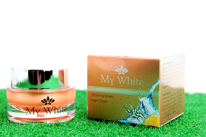 My White Whitening