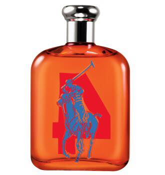 น้ำหอม Polo The Big Pony Collection Orange 4 EDT 125ml Nobox.