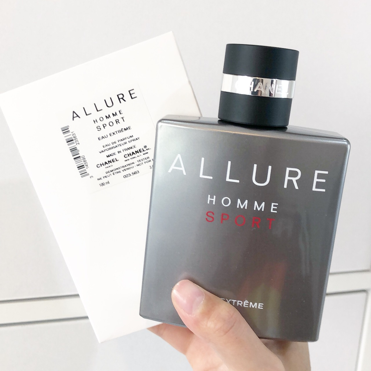 น้ำหอม Chanel Allure Homme Sport Eau Extreme EDT 100ml. ของแท้ 100%