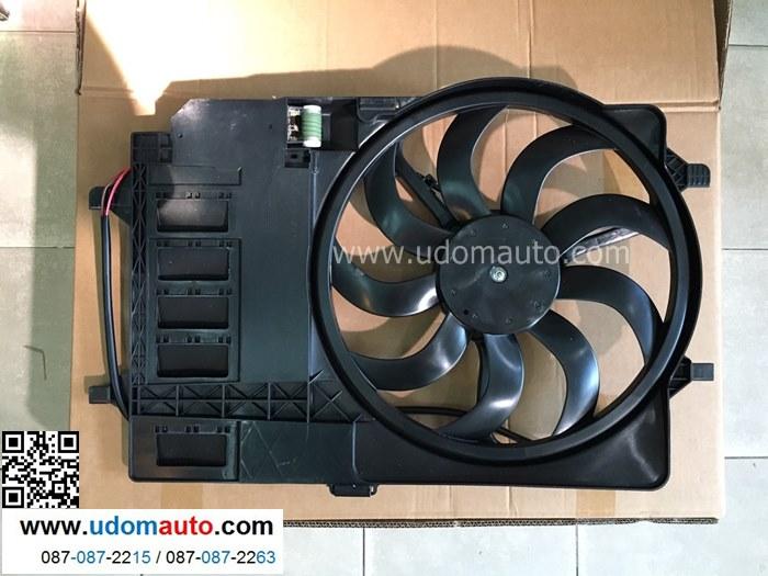 พัดลมไฟฟ้า(หม้อน้ำ) MINI R50, R53 (รุ่น 1ปลั๊ก) / Cooling Fan Assembly, 7541092