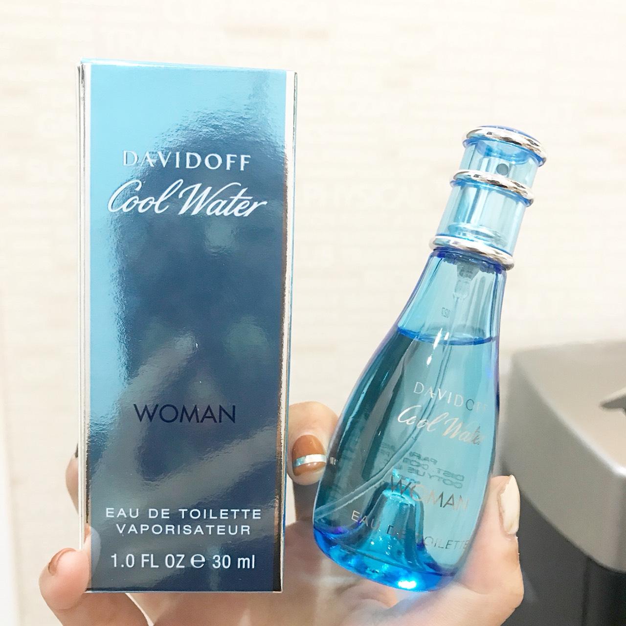 น้ำหอม Davidoff Cool Water for women EDT 30ml. ของแท้ 100%