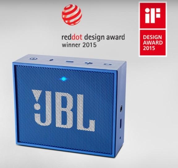 ลำโพงพกพา JBL GO เล็กกระทัดรัด ได้ใจความจริงๆ คุณภาพเสียงที่คุ้มค่า เกินราคา!!! (ฺBlue)