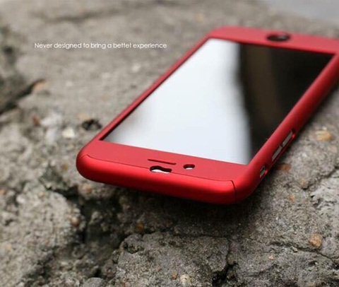 แบรนด์แท้ VORSON เคสประกบ 360 องศา iPhone 5/5S/SE