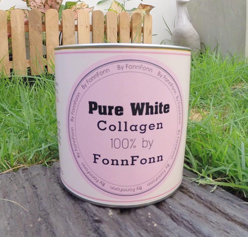 Pure white Collagen 100% By Fonn Fonn