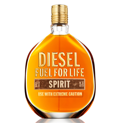 น้ำหอม Diesel Fuel For Life Spirit EDT 75 ML. Nobox.