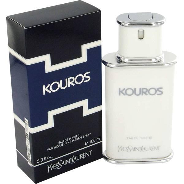 น้ำหอม Yves Saint Laurent Kouros For Men EDT 100 ml. ของแท้ 100%