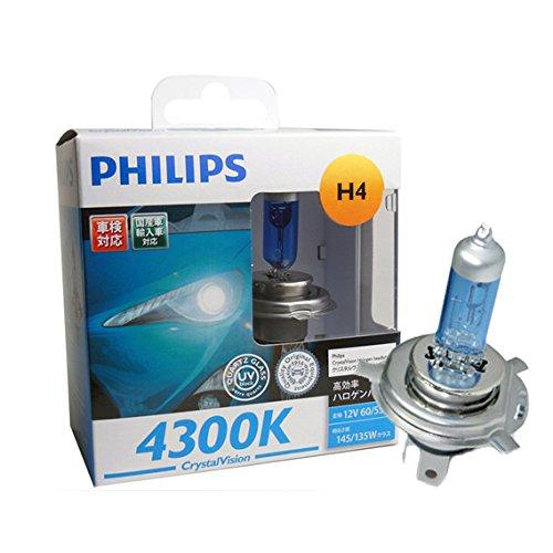หลอดไฟ Phillip DV 5000K H4 60/55W