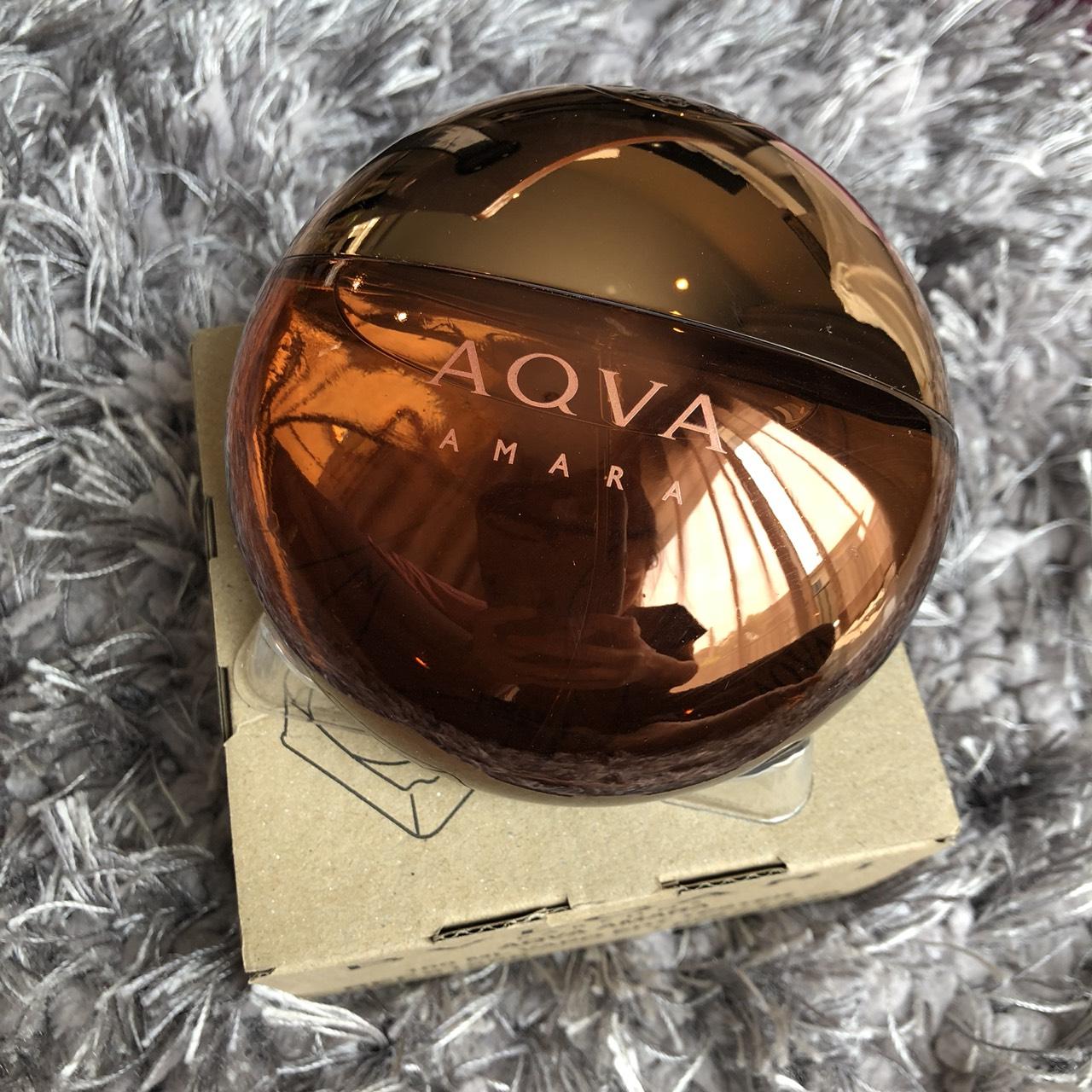 น้ำหอม (กล่อง Tester) Bvlgari Aqva Amara Pour Homme EDT for Men 100ml. ของแท้ 100%