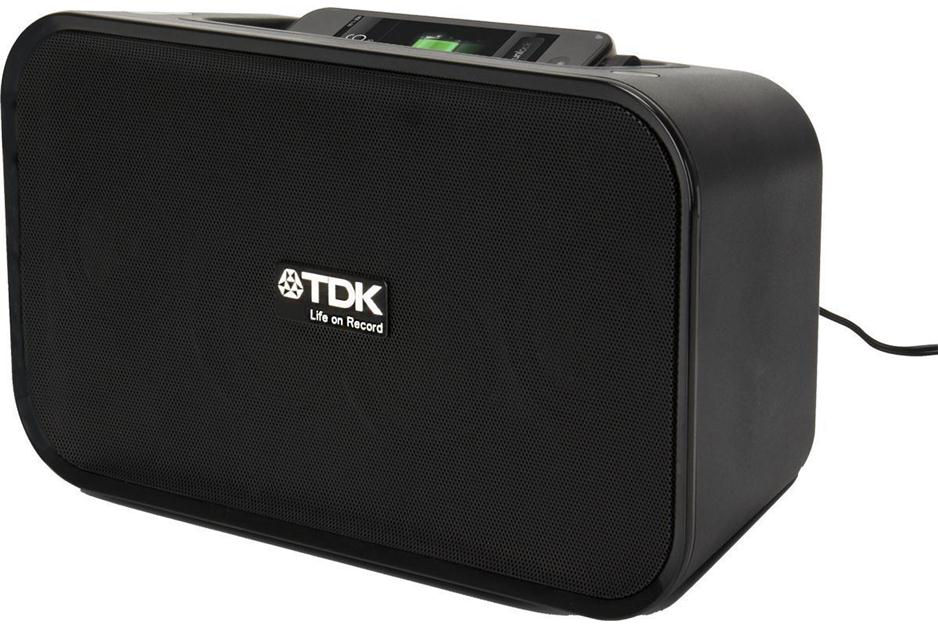 TDK TL621 Universal Charging Speaker - Black