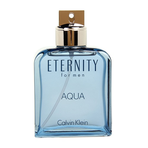 น้ำหอม (มีกล่องพร้อมซีล) Calvin Klein CK Eternity Aqua EDT 100ml. ของแท้ 100%