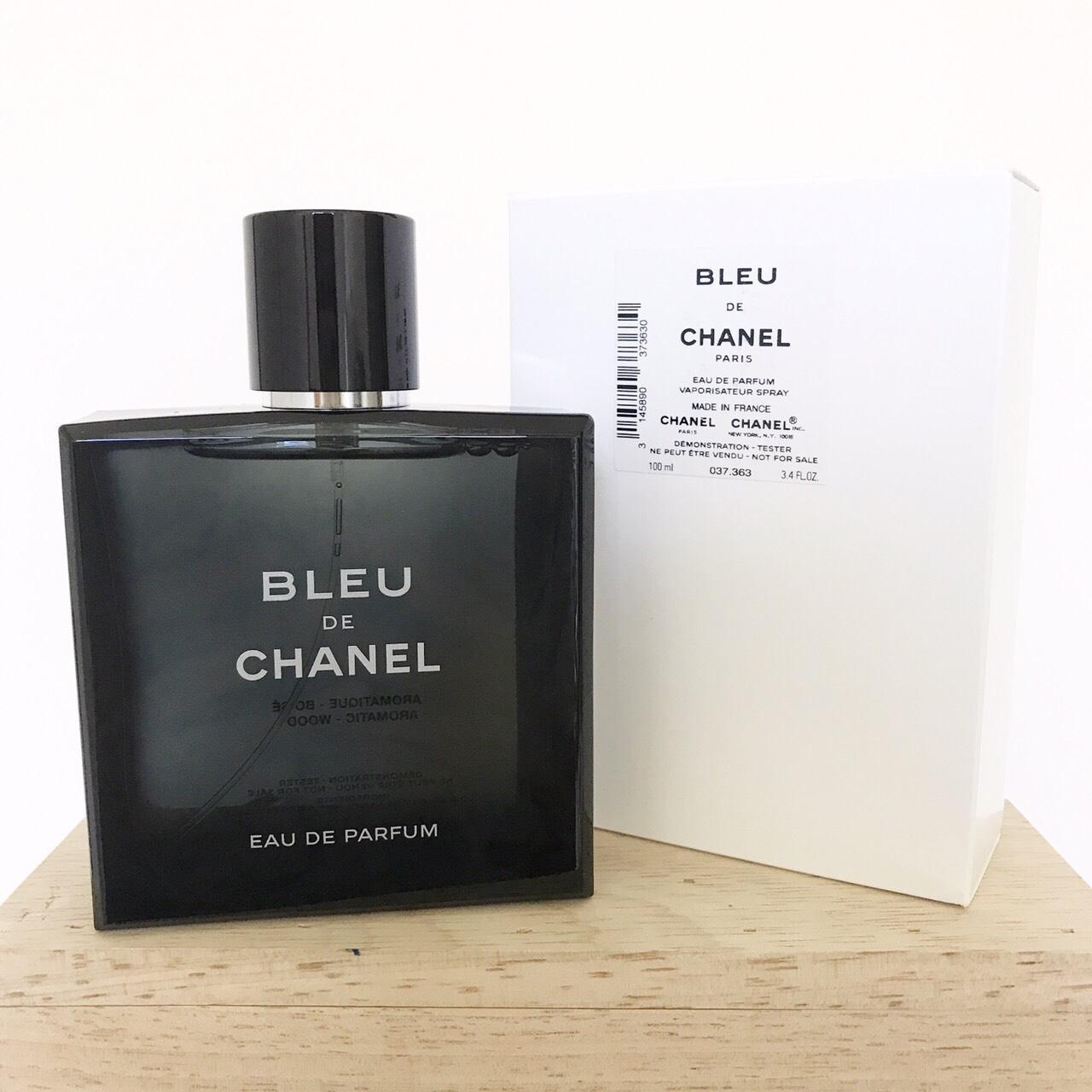 น้ำหอม Chanel Bleu De Chanel EDP 100ml. ของแท้ 100%