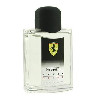 น้ำหอม Ferrari Black Shine EDT 125 ml. Nobox.