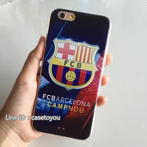 เคสไอโฟน ทีมฟุตบอล Barcelona iPhone 6 Plus /6S Plus