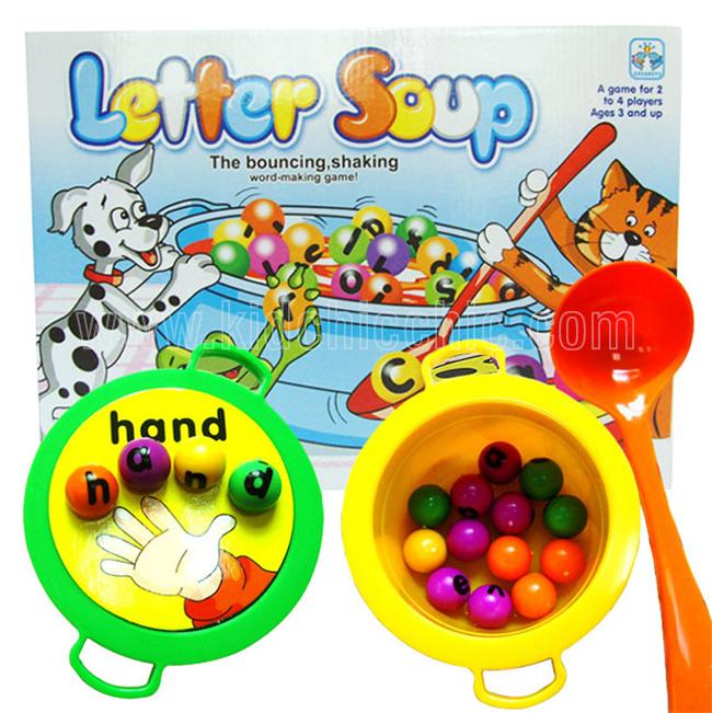 letter soup,เกมส์สะกดคำ,เกมส์ตักคำในหม้อ,เกมส์ตักตัอักษรภาษาอังกฤษ,เกมส์สอนภาษาอังกฤษ,ชุดเรียนรู้คำศัพท์สะกดคำภาษาอังกฤษ, Matching Letter ,ของเล่นสอนภาษาอังกฤษ,ชุดฝึกสะกดคำ,เกมส์ boggle,boggle,การ์ด abc ,แฟลชการ์ด abc,Flash Card 3D,บัตรภาพคำศัพท์,ตัวอักษรไม้ภาษาอังกฤษ A-Z ,ของเล่นไม้,ของเล่นสอบสาธิต