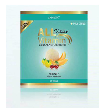 All Clear Vitamin by SKINISTA