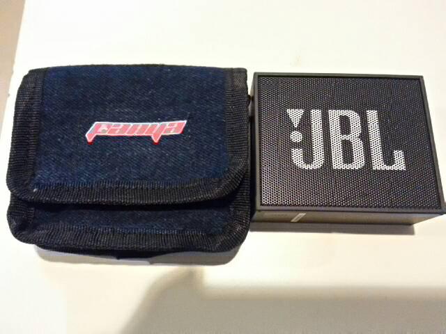 กระเป๋าลำโพง JBL GO!!!! ราคา 150 บาทเท่านั้น