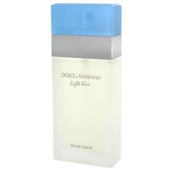 น้ำหอม Dolce & Gabbana Light Blue for Women 100ml. Nobox.