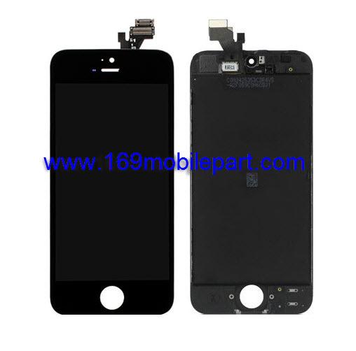 จอ+ทัชสกรีน iPhone 5 สีดำ OEM (ไม่มีประกัน) ของใหม่