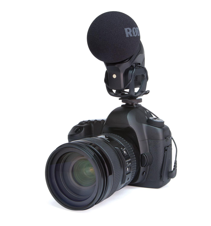 ไมค์ติดกล้อง RODE VIDEOMIC PRO ( NEW) VM-PRO MICROPHONE สำหรับติดกล้องดิจิตอลและงานบันทึกเสียง!!!