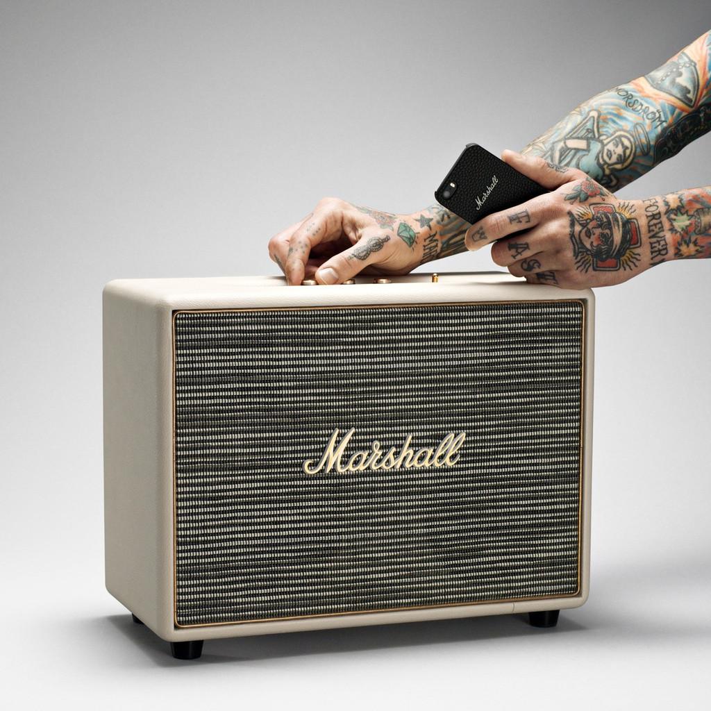 Marshall Woburn (Cream) กำลังขับ 90Wattsพลังเบสหนักแน่น เสียงร้องพุ่ง กลางแหลมคมชัด