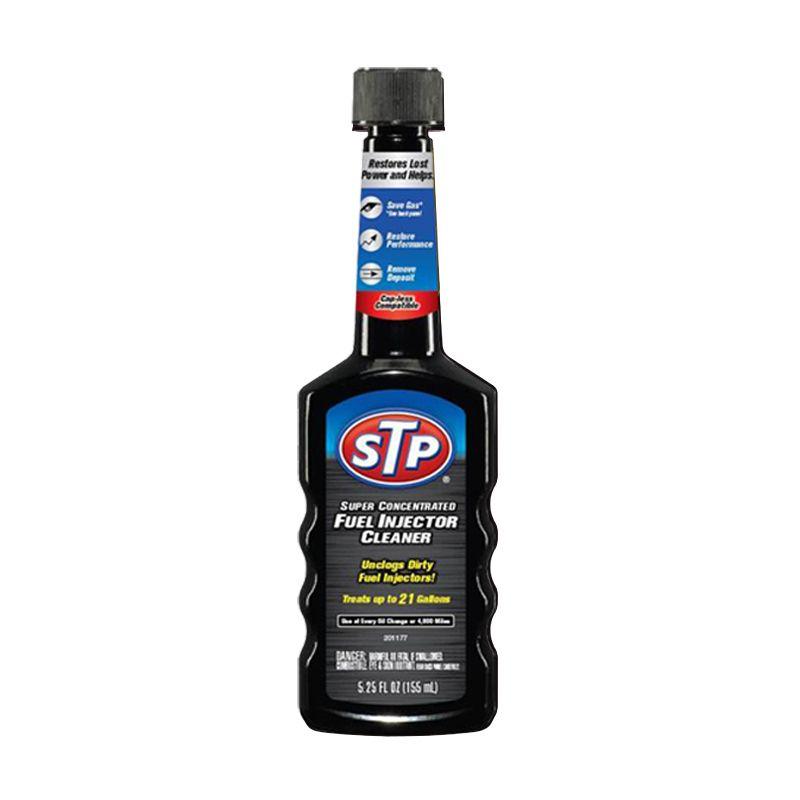 น้ำยาล้างหัวฉีดเบนซิน สูตรเข้มข้น ขนาด 155mL. ราคาพิเศษ! / STP