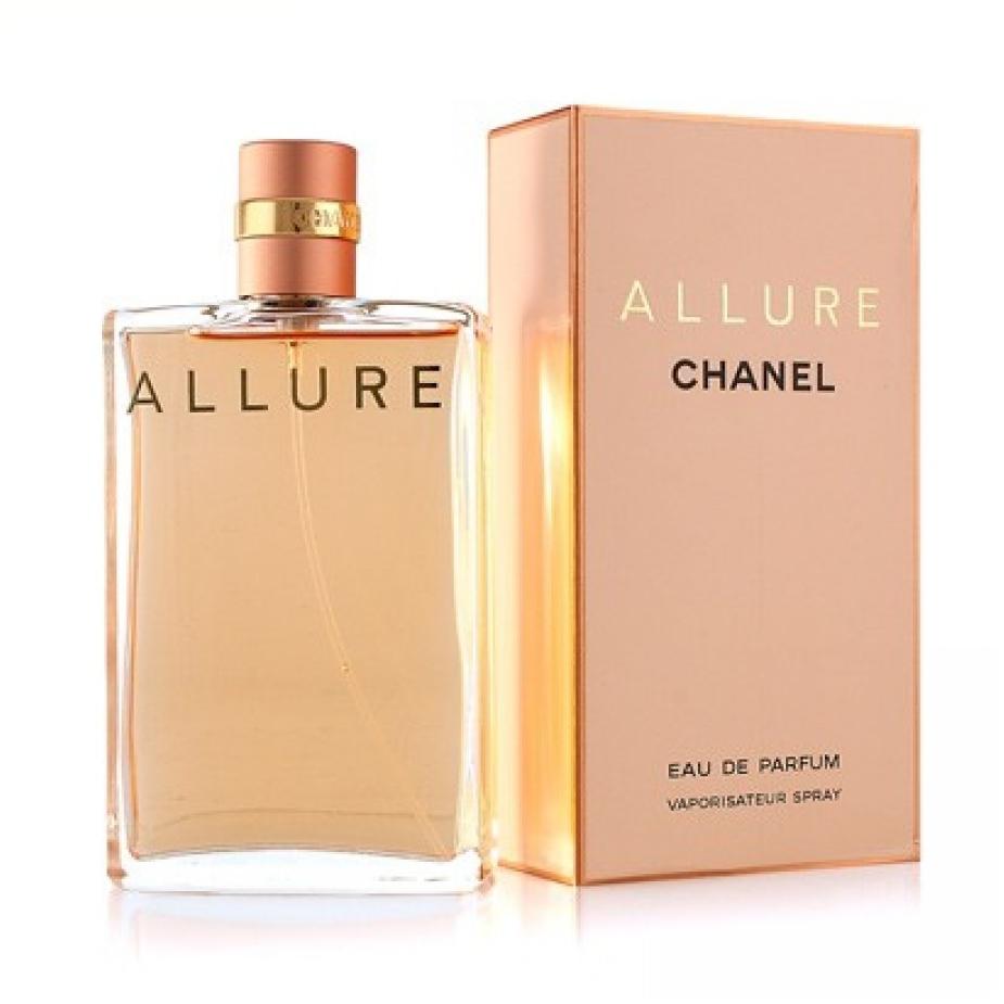 น้ำหอม Chanel Allure EDP for women 100ml. ของแท้ 100%