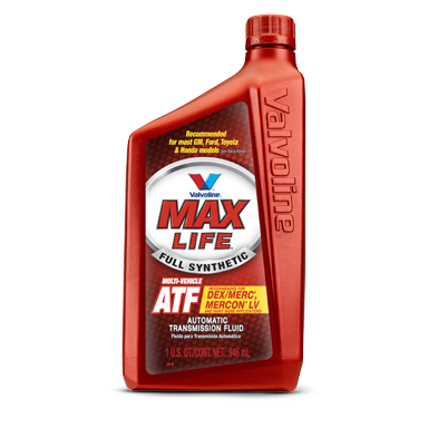 น้ำมันเกียร์ DEX,MERC,MERCON LV ขนาด 0.9464L. ราคาพิเศษ! / VALVOLINE FULL SYNTHETIC