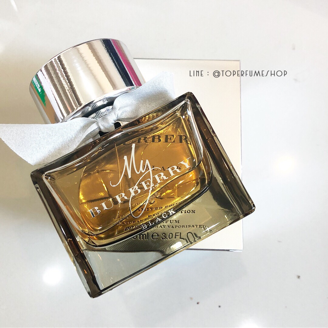 น้ำหอม Burberry My Burberry Black Limited Edition Parfum 90ml.