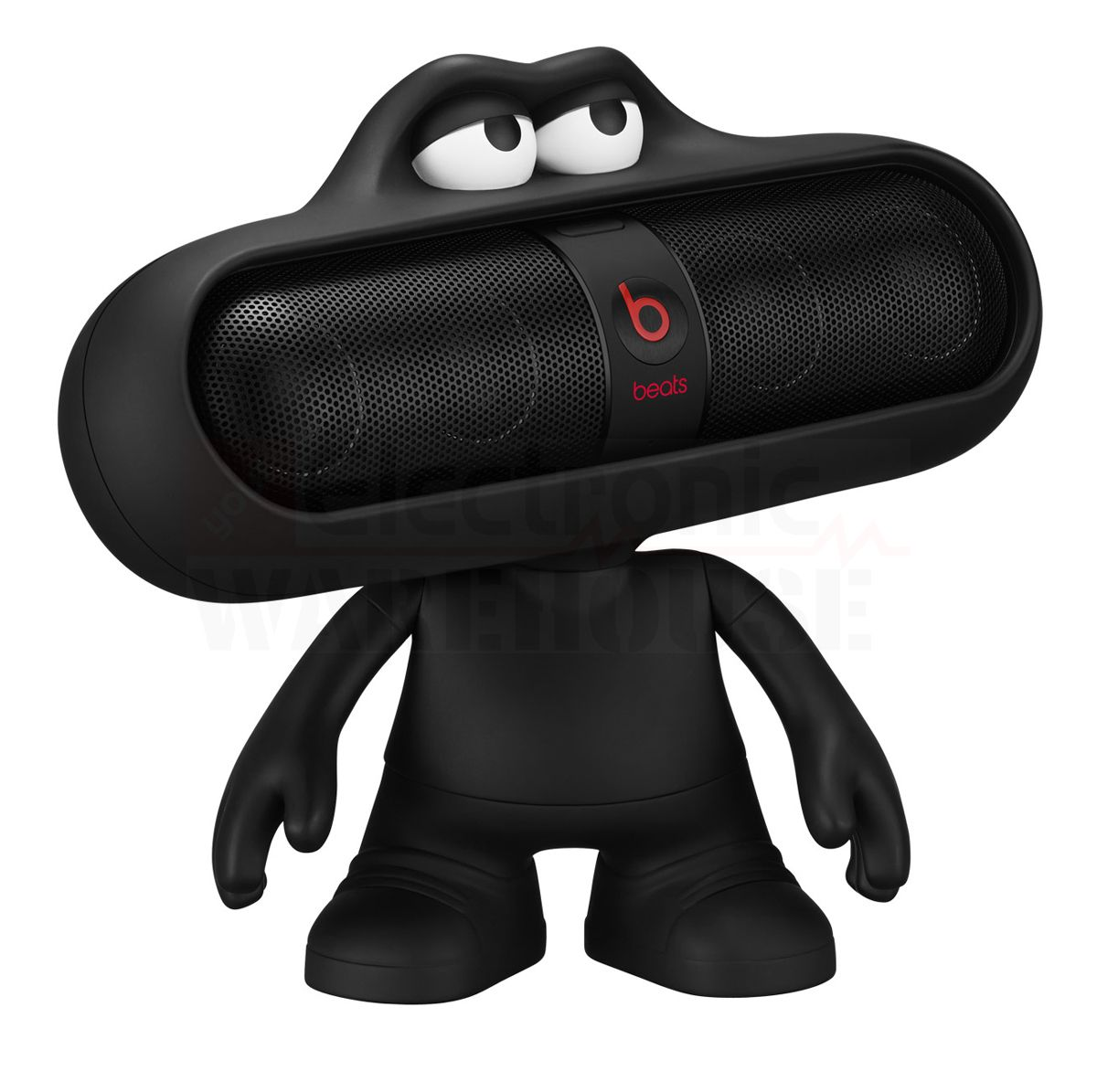 เคสตุ๊กตาวางลำโพงบีทพิลแคปซูล Beats Dude Stand for Pill Portable Speaker(Black)ของแท้100%