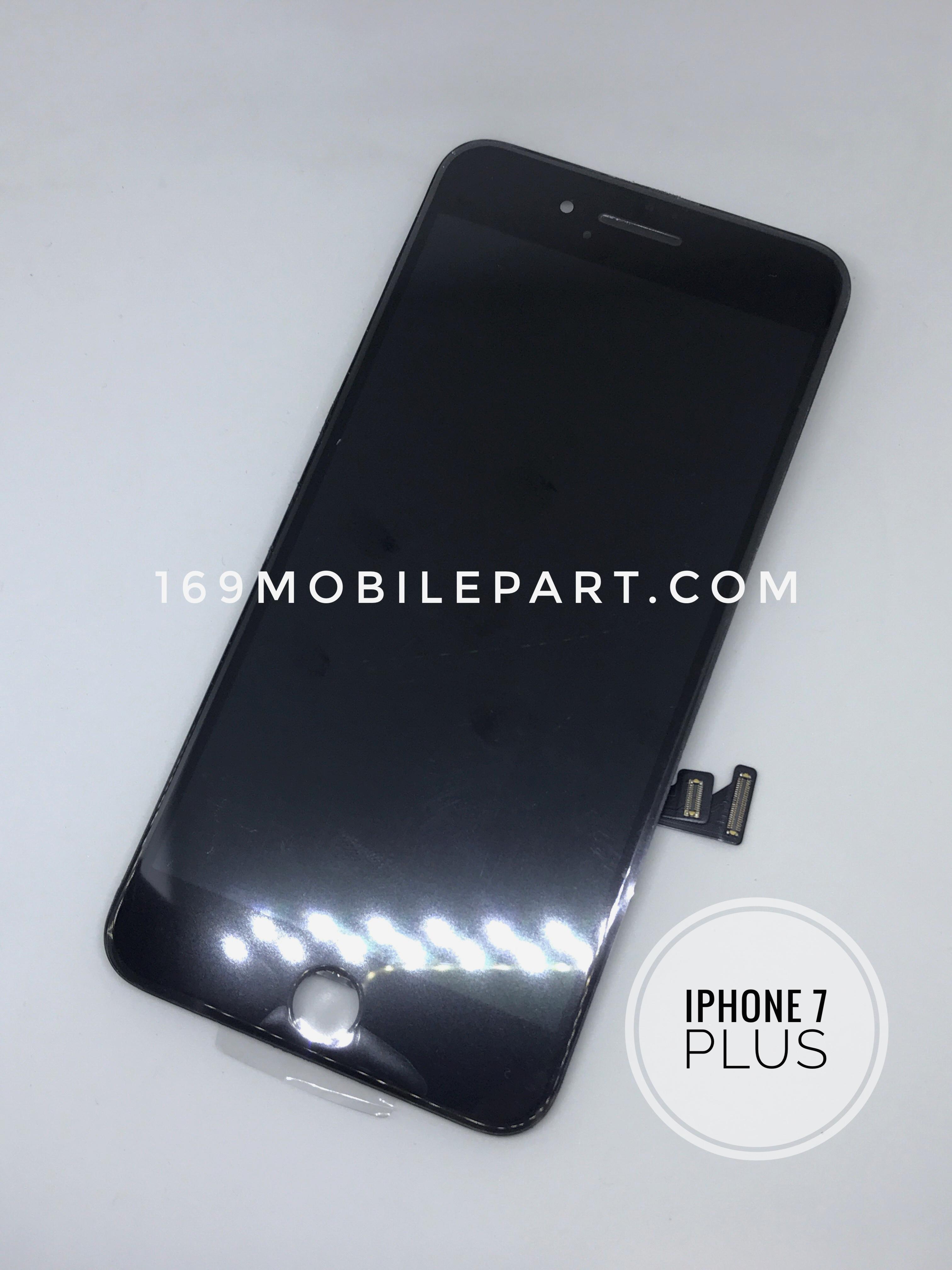 หน้าจอ iPhone 7 PLUS สีดำ(เกรด A) 3D Touch