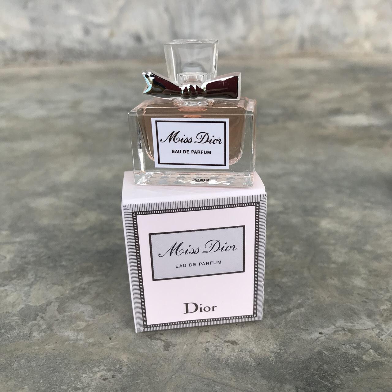 น้ำหอมจิ๋ว Dior Miss Dior EDP 2017 ขนาด 5ml.
