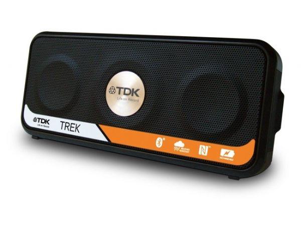ลำโพง TDK A26 (Black) ให้พลังเสียงดังชัดเจน เสียงเบสนุ่มกระชับมี Impact ดีมาก