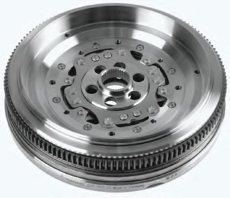 ฟลายวีล VW CARAVELLE(T5) 2.0 TDI (คาราเวล) / Dual-Mass Flywheel, 03L105266AN