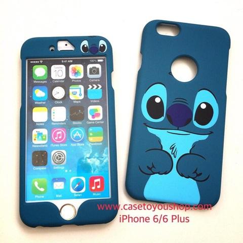 เคสประกบหน้า-หลัง Stitch iPhone 6/6S